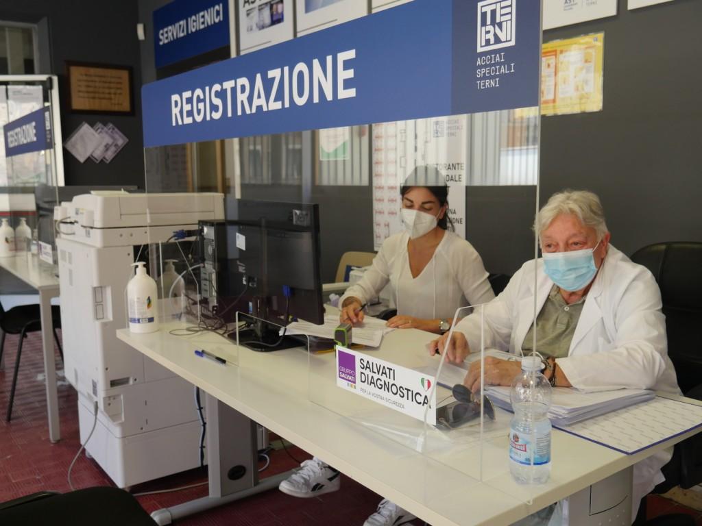hub vaccinale ast